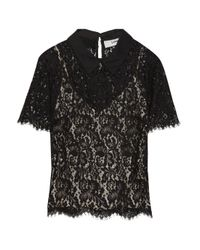 Lover - Black Arizona Top - Lyst