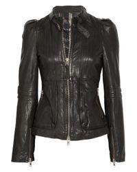 Mackage | Black Leather Jacket | Lyst