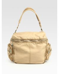 Alexander Wang | Beige Jane Square Bag In Toffee | Lyst