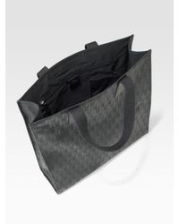 Dior Homme - Black Shade Line Tote for Men - Lyst