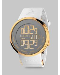 Gucci | I- Grammy? Special Edition Watch/white | Lyst