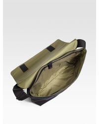 Jack Spade   Black Canvas Computer Field Bag for Men   Lyst