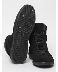 Maison Margiela | Black 22 Mens High Top Sneaker for Men | Lyst