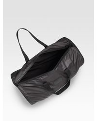 Marc By Marc Jacobs | Black Packable Duffle for Men | Lyst