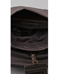 Marc By Marc Jacobs | Brown Preppy Nylon Hillier Hobo | Lyst