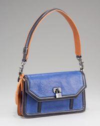 Tory Burch - Brown Bond Shoulder Bag - Lyst