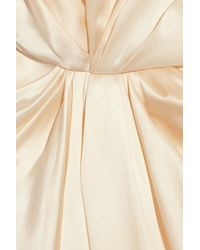 Thakoon Addition | Pink Sandwashed Silk Crepe De Chine Dress | Lyst