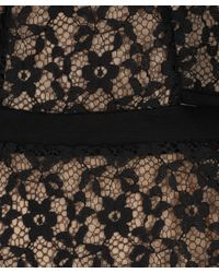 Marc By Marc Jacobs   Black Dahlia Lace and Jersey Dress   Lyst