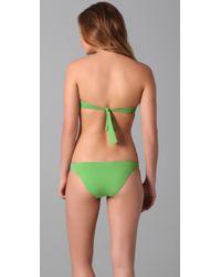 Melissa Odabash - Green Martinique Bikini - Lyst