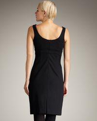 Nanette Lepore | Black Bunny Bow-bust Dress | Lyst