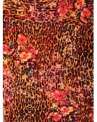 Free People | Brown Fresco Beach Towel | Lyst