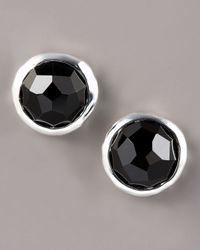 Ippolita | Sterling Silver Black Onyx Earrings | Lyst