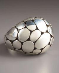 John Hardy - Metallic Kali Dome Ring - Lyst