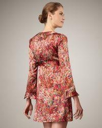 Nanette Lepore | Multicolor Cedarwood Dress | Lyst