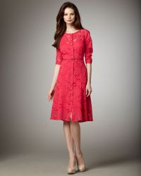 Nanette Lepore | Multicolor Rock Steady Lace Dress | Lyst