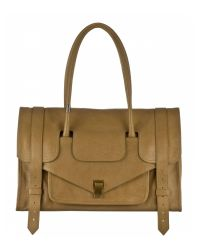 Proenza Schouler | Natural Ps1 Keep All Large Leather | Lyst