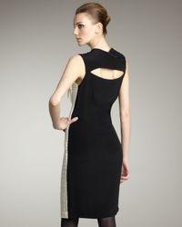 Sachin & Babi | White Laurence Fringe & Sequin Dress | Lyst
