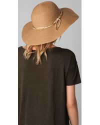 Eugenia Kim - Brown Honey Toyo Sunhat - Lyst