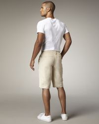 Original Paperbacks | Natural Hampton Shorts, Sand for Men | Lyst