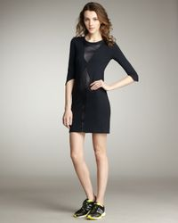 Payne | Black Icon Jersey Dress | Lyst