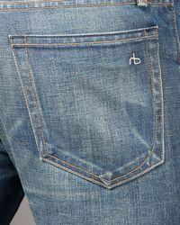 Rag & Bone | Blue Rb15x - Vintage for Men | Lyst