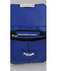 Alexander Wang - Blue Marion Sling in Azure - Lyst