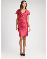 Kay Unger | Pink Bolero Jacket | Lyst