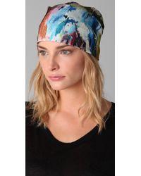 Eugenia Kim | Multicolor Gigi Headscarf | Lyst