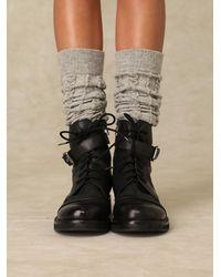 Free People   Black Ann Arbor Boot   Lyst