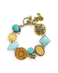 Mars and Valentine | Blue Roman Sky  Da Vinci Bracelet | Lyst