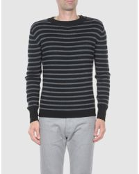 McQ Alexander McQueen | Black Swallow Cardigan for Men | Lyst