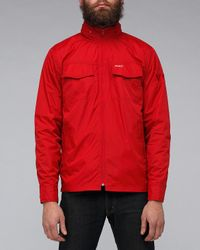RVCA | Red Bay Breaker for Men | Lyst