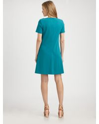 Lavia18 - Blue A-line Dress - Lyst