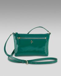 Cole Haan | Metallic Ali Crossbody Bag | Lyst