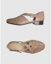 Damir Doma | Brown Fiocco Sandal for Men | Lyst