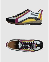 DSquared² | Purple Dsquared2 - Sneakers for Men | Lyst