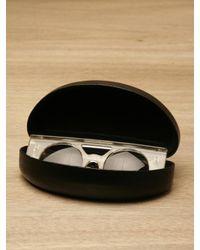 Illesteva | Brown Meyer Sunglasses | Lyst