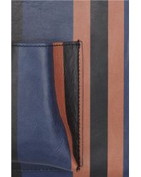 Marni | Blue Bandoleer Shoulder Bag | Lyst