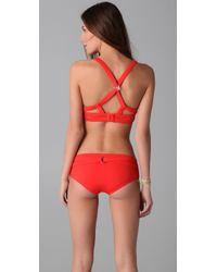 Opening Ceremony | Red Harness Bikini | Lyst