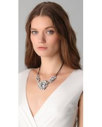 Erickson Beamon - Metallic Bossa Nova Necklace - Lyst