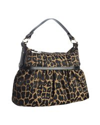 Fendi | Multicolor Tobacco Leopard Printed Zucca Canvas Chef Bag | Lyst