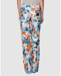 Dolce & Gabbana - Multicolor Casual Pants - Lyst
