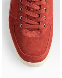 PUMA | Gray Dallas Luxe Sneakers for Men | Lyst