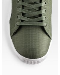 PUMA | Green Clyde Script Sneakers/nylon for Men | Lyst