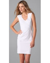 Black Halo - White Jagger Dress - Lyst
