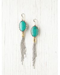 Free People - Metallic Josie Earring - Lyst