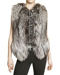Philipp Plein | Black 'got Your Soul' Coat | Lyst