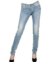 Tommy Hilfiger | Blue Milan Skinny Denim Stretch Jeans | Lyst