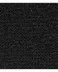 AllSaints | Black Takizen Nep Jumper | Lyst