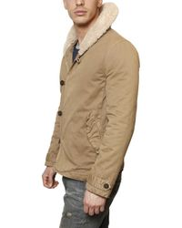 Closed - Natural Kentucky Shawl Collar Jacket for Men - Lyst